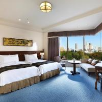 Premier Twin Room with City View and Spa Access - Non-Smoking