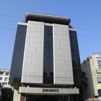Foto Hotel: Hotel President, Indore