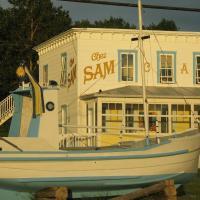 Hotel Pictures: Auberge du Café chez Sam, Baie-Sainte-Catherine