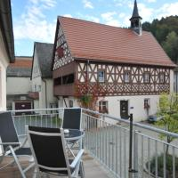 Fotografie hotelů: Gästehaus am Rathausplatz, Wirsberg