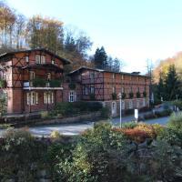 Hotelbilleder: Hotel Rabenauer Mühle, Rabenau