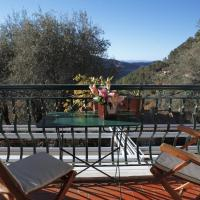 Provençal Superior Double Room with Balcony and Valley View