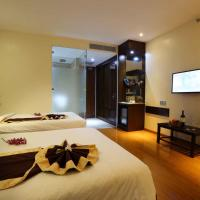 Superior Twin Room with Spa
