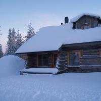Hotel Pictures: Far And Away Cabin, Äkäslompolo