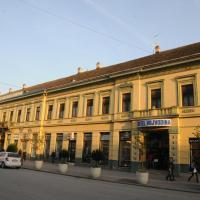 Hotellikuvia: Hotel Vojvodina, Novi Sad
