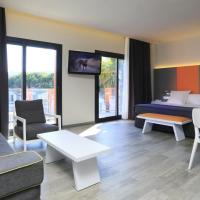 Junior Suite with Pool or Sea View