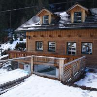 Four-Bedroom Chalet with Balcony