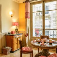 Appartement Montmartre style 1930