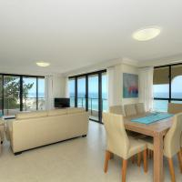 Three-Bedroom Apartment #9- Ocean Front at Darenay Building