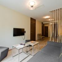 Deluxe One-Bedroom Apartment with Spa Access