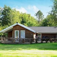 Hotel Pictures: Three-Bedroom Holiday home in Oksbøl 11, Oksbøl