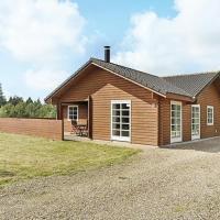 Hotel Pictures: Three-Bedroom Holiday home in Nørre Nebel 8, Lønne Hede