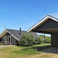 Hotel Pictures: Two-Bedroom Holiday home in Harboøre 8, Harboør