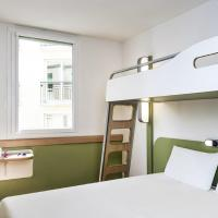 Triple Room with Double Bed and Bunk Bed (2 Adults)