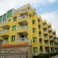 One-Bedroom Apartment with Balcony in Marina Sunrise Complex