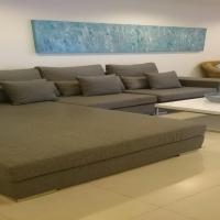 One-Bedroom Apartment with Sofa