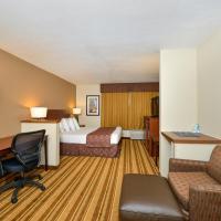 Executive King Room with Sofa Bed - Non-Smoking
