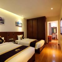 Executive Deluxe Twin Room with Spa