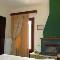 Double or Twin Room with Fireplace and Balcony