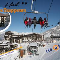 Hotel Pictures: Hôtel Les Trappeurs, Les Orres
