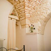 Trullo One-Bedroom House with Garden View