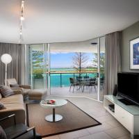 Two-Bedroom Ocean Apartment