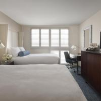 Double Room with Two Double Beds - Courtyard