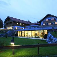 Hotelbilleder: Hotel Auf der Gsteig GmbH, Lechbruck