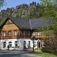 Hotelbilleder: Hotel Gondelfahrt, Kurort Jonsdorf