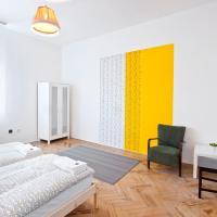 Retro design Apartment with City View
