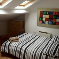 Double Room with Two Beds and Shared Bathroom