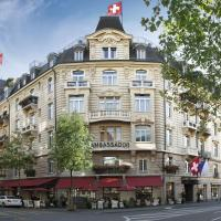 Hotel Pictures: Small Luxury Hotel Ambassador a l'Opera, Zürich