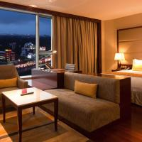 Executive King Room with City View - Non-Smoking