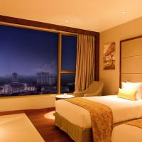 Deluxe Twin Room with City View - Non-Smoking