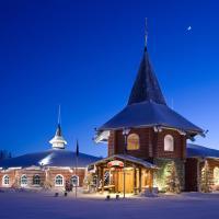 Hotellikuvia: Santa Claus Holiday Village, Rovaniemi