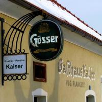 Hotel Pictures: Gasthof Kaiser, Sankt Veit an der Glan