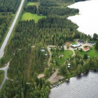 Hotel Pictures: Ristijärven Pirtti Camping, Ristijärvi