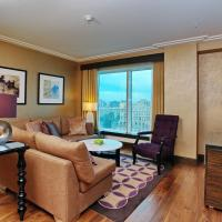 Suite with Access to Executive Lounge