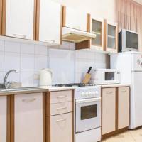 Two-Bedroom Apartment on Pavlovskaya square 8