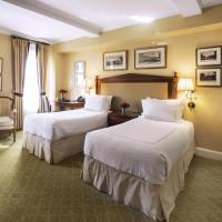 Classic Twin Room with Two Twin Beds
