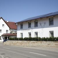 Hotelbilleder: Gasthaus Lamm Garni, Blaubeuren