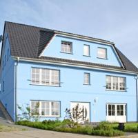 4 Ferienwohnungen im Blu Hus