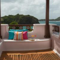 One-Bedroom Ocean View Villa with Private Pool and Roof Terrace