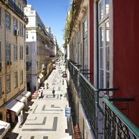 Lisbon Downtown Lovers Correeiros 28 Apartments