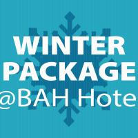 Special Offer – Comfort Double Room with Winter City Package