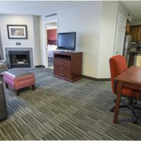 Non-Smoking King Suite with Fireplace