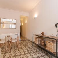 One-Bedroom Apartment with Terrace - Comte Borrell, 41
