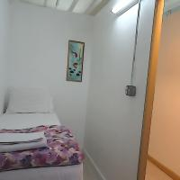Economy Single Room with Shared Bathroom and Toilet (Men Only)