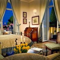 Junior Suite with Sea View - cliff side