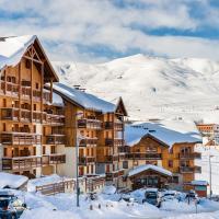 Hotel Pictures: Lagrange Vacances Les Hauts de Comborcière, La Toussuire